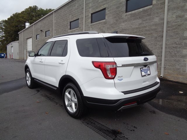 2019 Ford Explorer XLT 4 Door Automatic FWD SUV
