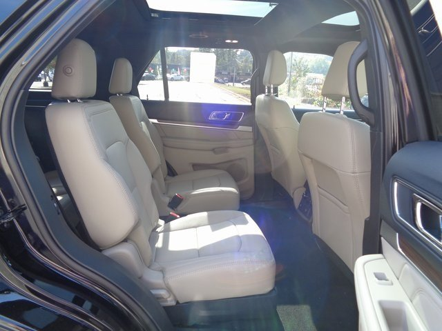2019 Ford Explorer Limited FWD Automatic 3.5L V6 Ti-VCT Engine 4 Door