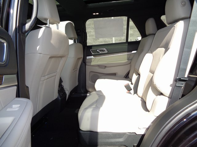 2019 Ford Explorer Limited FWD 3.5L V6 Ti-VCT Engine Automatic