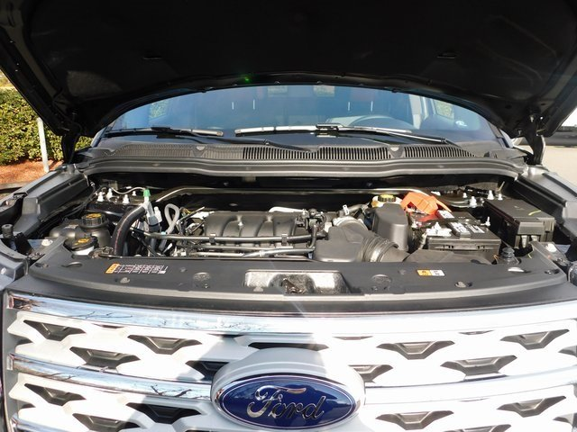 2019 Ford Explorer XLT 4X4 SUV 3.5L V6 Ti-VCT Engine Automatic 4 Door