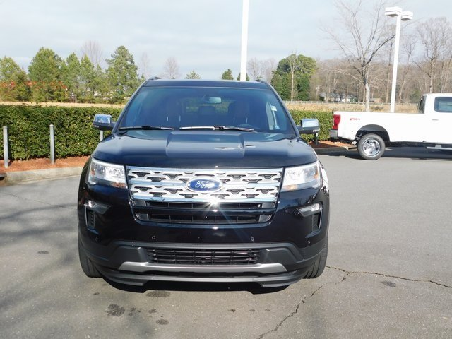2019 Ford Explorer XLT 3.5L V6 Ti-VCT Engine Automatic 4 Door SUV