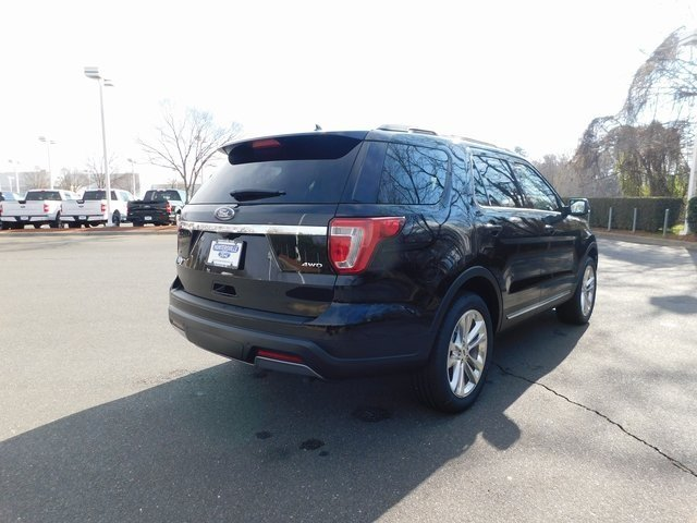 2019 Ford Explorer XLT 4X4 3.5L V6 Ti-VCT Engine Automatic 4 Door
