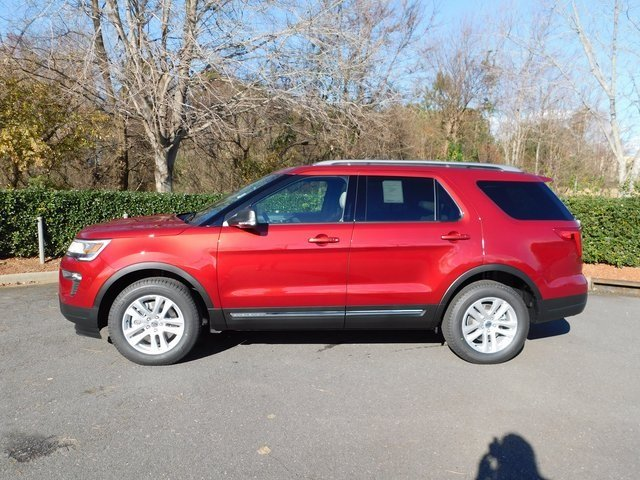 2019 Ford Explorer XLT 3.5L V6 Ti-VCT Engine 4 Door Automatic