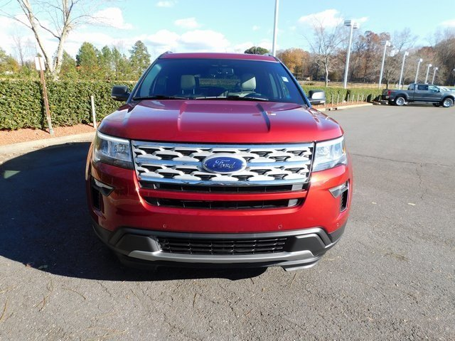 2019 Ford Explorer XLT 4 Door Automatic SUV 3.5L V6 Ti-VCT Engine
