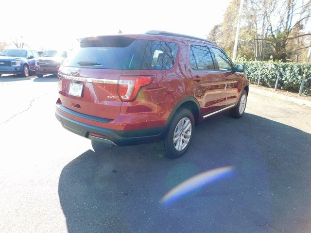 2019 Ford Explorer XLT Automatic 4X4 SUV