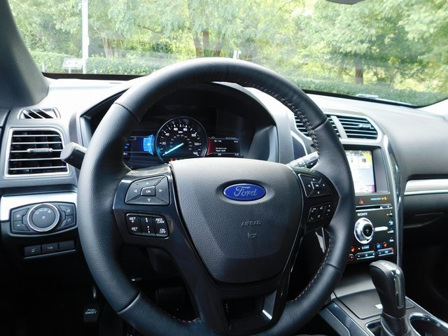 2018 Ford Explorer Sport 3.5L Engine 4X4 SUV Automatic 4 Door