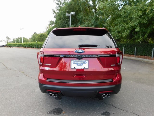 2018 Ford Explorer Sport Automatic SUV 4 Door