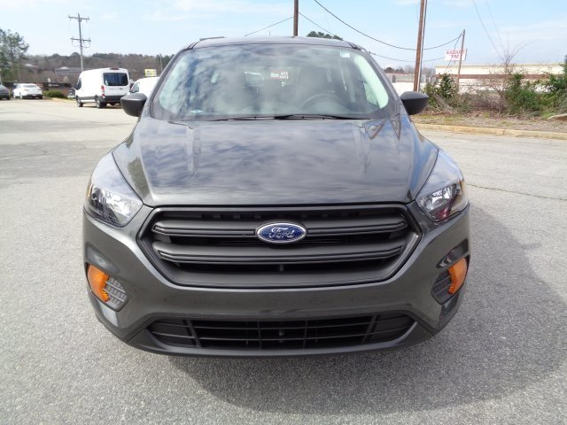 2018 Magnetic Metallic Ford Escape S 4 Door Automatic FWD SUV