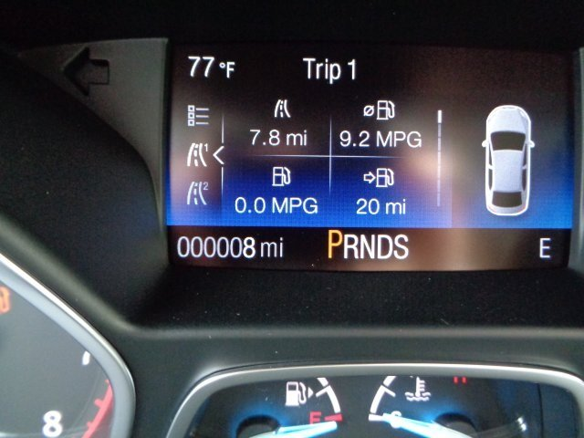 2018 Ford Escape S Automatic 2.5L iVCT Engine FWD