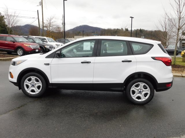 2019 Ford Escape S 2.5L iVCT Engine Automatic 4 Door FWD