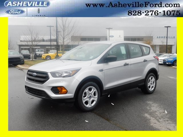 2019 Ford Escape S 4 Door Automatic 2.5L iVCT Engine