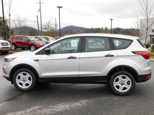 2019 Ford Escape S 2.5L iVCT Engine FWD 4 Door SUV Automatic