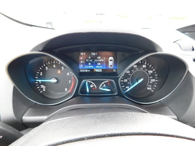 2019 Ingot Silver Metallic Ford Escape S 4 Door FWD 2.5L iVCT Engine Automatic
