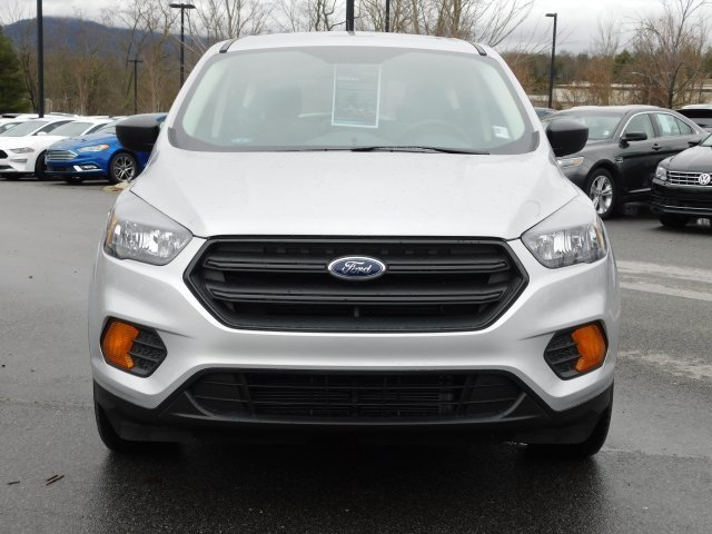 2019 Ford Escape S FWD Automatic SUV 2.5L iVCT Engine 4 Door