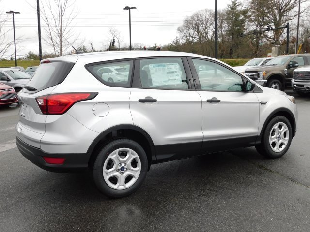 2019 Ford Escape S 4 Door SUV 2.5L iVCT Engine Automatic