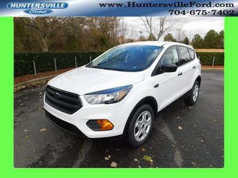 2019 Ford Escape S Automatic 2.5L iVCT Engine FWD 4 Door