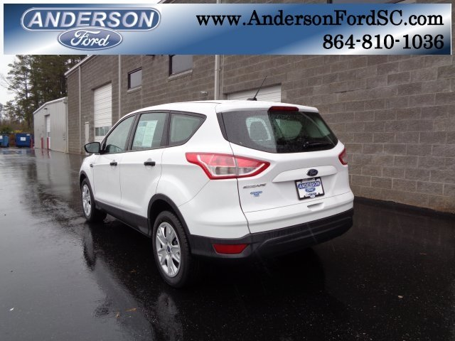 2016 Ford Escape S Automatic SUV 4 Door FWD
