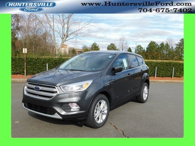 2019 Magnetic Metallic Ford Escape SE EcoBoost 1.5L I4 GTDi DOHC Turbocharged VCT Engine 4 Door FWD SUV