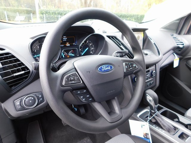 2019 Magnetic Metallic Ford Escape SE SUV EcoBoost 1.5L I4 GTDi DOHC Turbocharged VCT Engine FWD Automatic