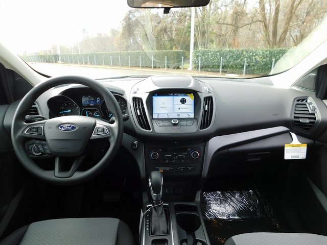 2019 Ford Escape SE FWD Automatic SUV 4 Door EcoBoost 1.5L I4 GTDi DOHC Turbocharged VCT Engine