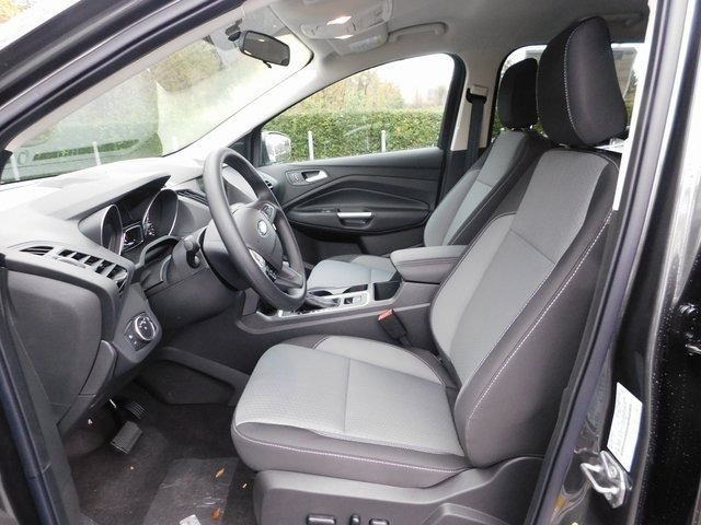 2019 Magnetic Metallic Ford Escape SE SUV Automatic EcoBoost 1.5L I4 GTDi DOHC Turbocharged VCT Engine FWD