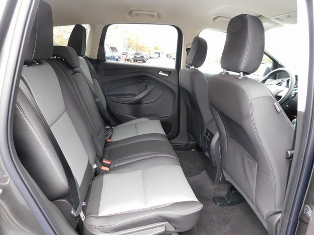 2019 Ford Escape SE Automatic SUV FWD 4 Door EcoBoost 1.5L I4 GTDi DOHC Turbocharged VCT Engine