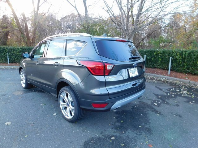 2019 Ford Escape Titanium FWD SUV EcoBoost 2.0L I4 GTDi DOHC Turbocharged VCT Engine Automatic