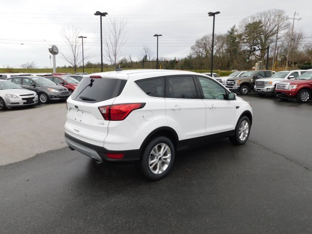 2019 Ford Escape SE 4X4 SUV EcoBoost 1.5L I4 GTDi DOHC Turbocharged VCT Engine 4 Door