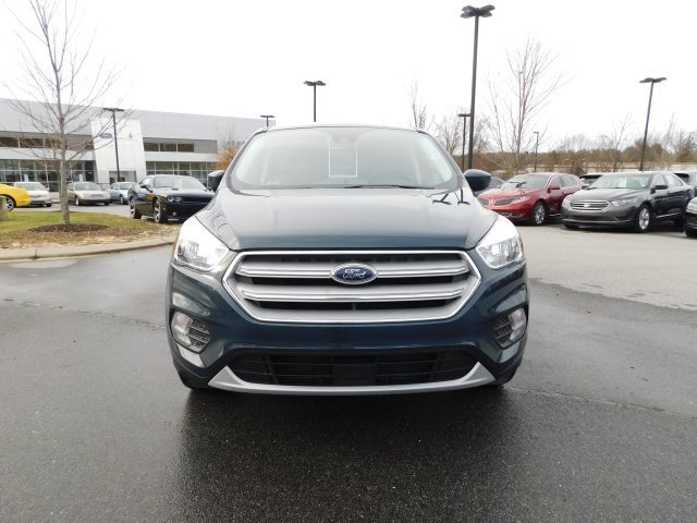 2019 Ford Escape SE EcoBoost 1.5L I4 GTDi DOHC Turbocharged VCT Engine 4X4 4 Door Automatic