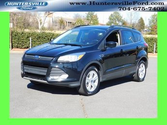 2016 Shadow Black Ford Escape SE 4 Door SUV EcoBoost 1.6L I4 GTDi DOHC Turbocharged VCT Engine