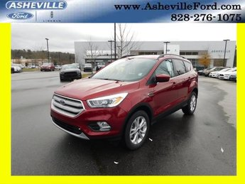 2019 Ford Escape SEL EcoBoost 1.5L I4 GTDi DOHC Turbocharged VCT Engine SUV Automatic 4 Door 4X4