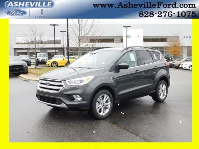 2019 Magnetic Metallic Ford Escape SEL EcoBoost 1.5L I4 GTDi DOHC Turbocharged VCT Engine SUV Automatic 4X4 4 Door