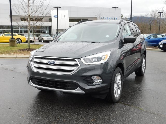 2019 Ford Escape SEL EcoBoost 1.5L I4 GTDi DOHC Turbocharged VCT Engine Automatic 4X4 4 Door