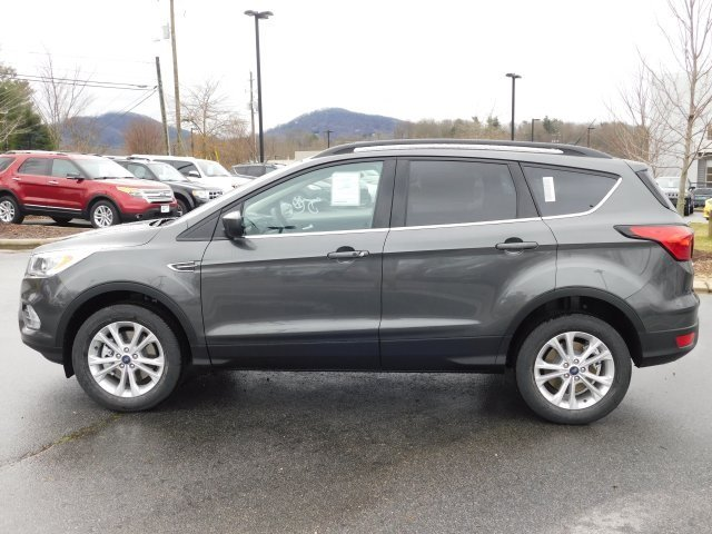 2019 Magnetic Metallic Ford Escape SEL 4 Door Automatic 4X4 EcoBoost 1.5L I4 GTDi DOHC Turbocharged VCT Engine