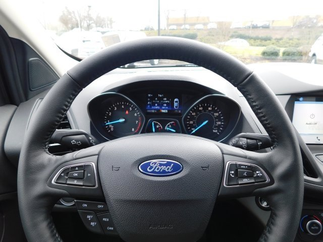 2019 Magnetic Metallic Ford Escape SEL Automatic SUV EcoBoost 1.5L I4 GTDi DOHC Turbocharged VCT Engine