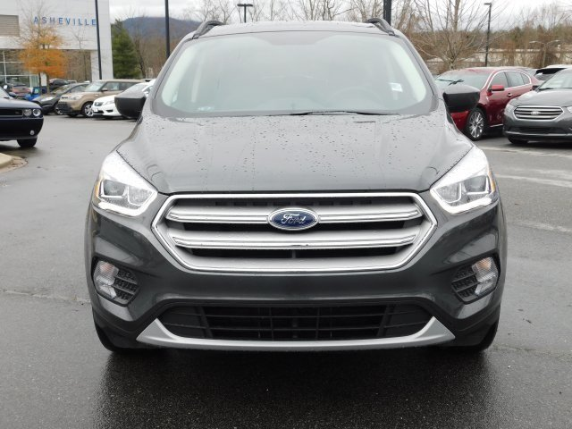 2019 Magnetic Metallic Ford Escape SEL 4X4 4 Door EcoBoost 1.5L I4 GTDi DOHC Turbocharged VCT Engine SUV Automatic