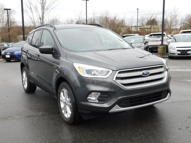 2019 Ford Escape SEL 4 Door SUV EcoBoost 1.5L I4 GTDi DOHC Turbocharged VCT Engine Automatic