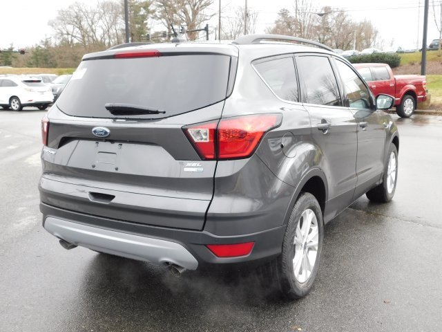 2019 Magnetic Metallic Ford Escape SEL SUV 4 Door 4X4