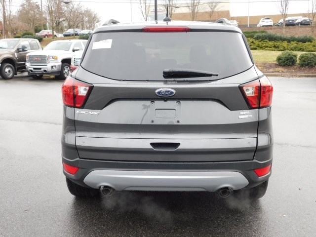 2019 Magnetic Metallic Ford Escape SEL 4 Door 4X4 SUV