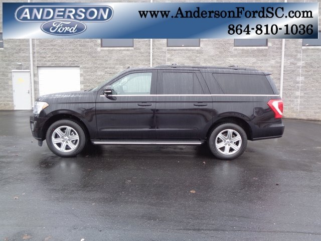 2019 Ford Expedition Max XLT EcoBoost 3.5L V6 GTDi DOHC 24V Twin Turbocharged Engine 4 Door Automatic RWD
