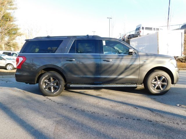 2019 Magnetic Metallic Ford Expedition Max XLT Automatic EcoBoost 3.5L V6 GTDi DOHC 24V Twin Turbocharged Engine SUV 4X4 4 Door