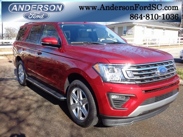 2019 Ford Expedition XLT RWD SUV Automatic 4 Door EcoBoost 3.5L V6 GTDi DOHC 24V Twin Turbocharged Engine