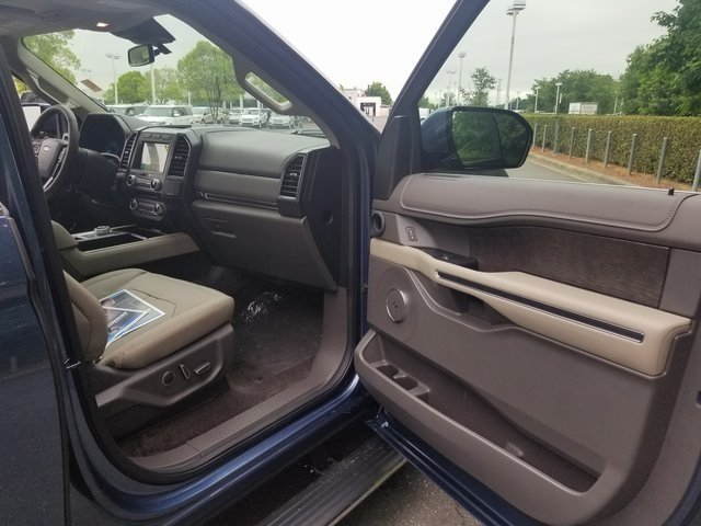2018 Ford Expedition Limited Automatic RWD SUV 4 Door