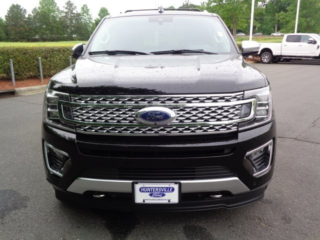2018 Shadow Black Ford Expedition Platinum EcoBoost 3.5L V6 GTDi DOHC 24V Twin Turbocharged Engine SUV 4 Door 4X4