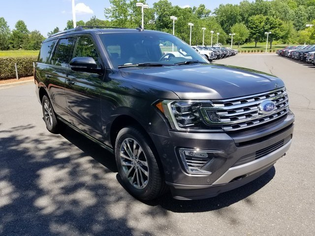2018 Ford Expedition Limited 4 Door 4X4 Automatic EcoBoost 3.5L V6 GTDi DOHC 24V Twin Turbocharged Engine SUV