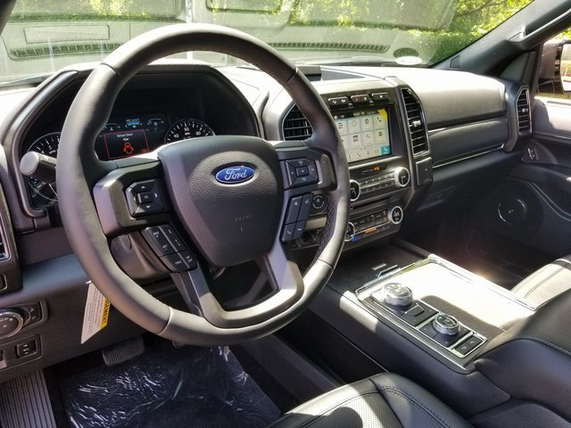 2018 Ford Expedition Limited Automatic EcoBoost 3.5L V6 GTDi DOHC 24V Twin Turbocharged Engine 4 Door