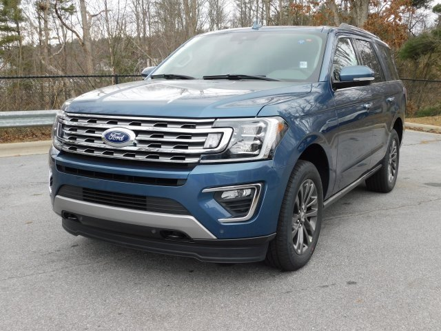 2019 Ford Expedition Limited Automatic 4X4 SUV EcoBoost 3.5L V6 GTDi DOHC 24V Twin Turbocharged Engine