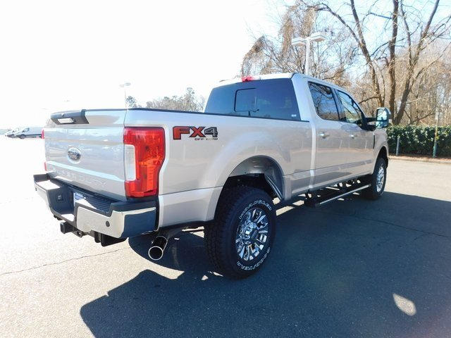 2019 Ford Super Duty F-250 SRW XLT 4X4 Automatic 4 Door