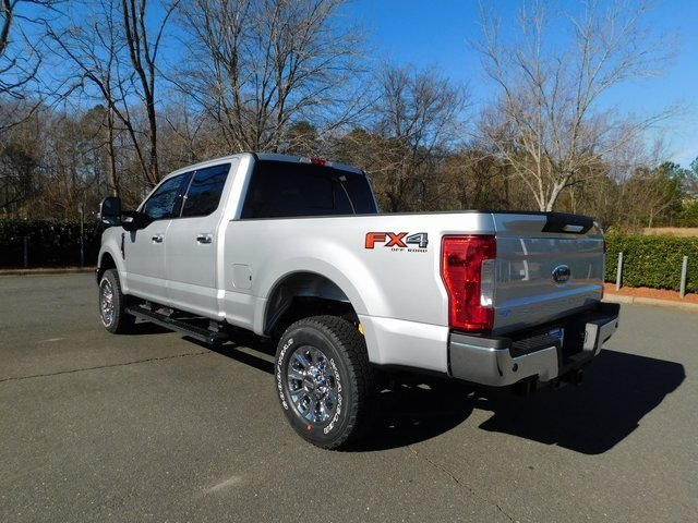2019 Ingot Silver Metallic Ford Super Duty F-250 SRW XLT 4 Door Automatic Truck 4X4