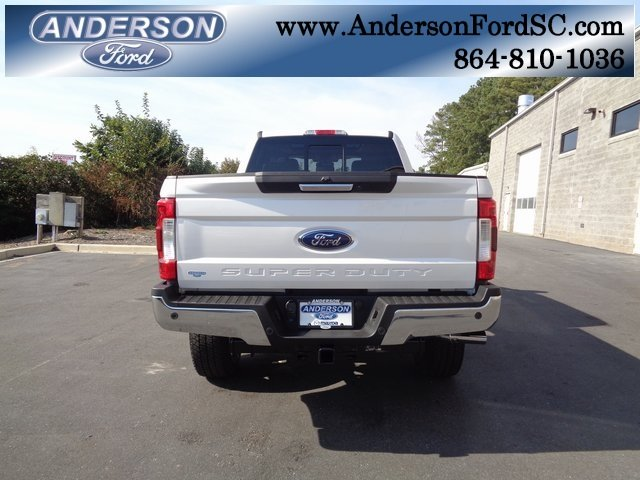 2019 Ford Super Duty F-250 SRW Lariat Truck 4 Door Power Stroke 6.7L V8 DI 32V OHV Turbodiesel Engine Automatic